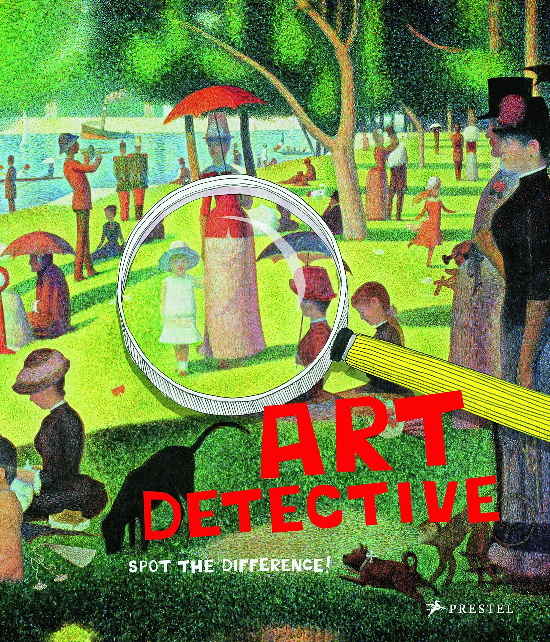 Art Detective: Spot the Difference!