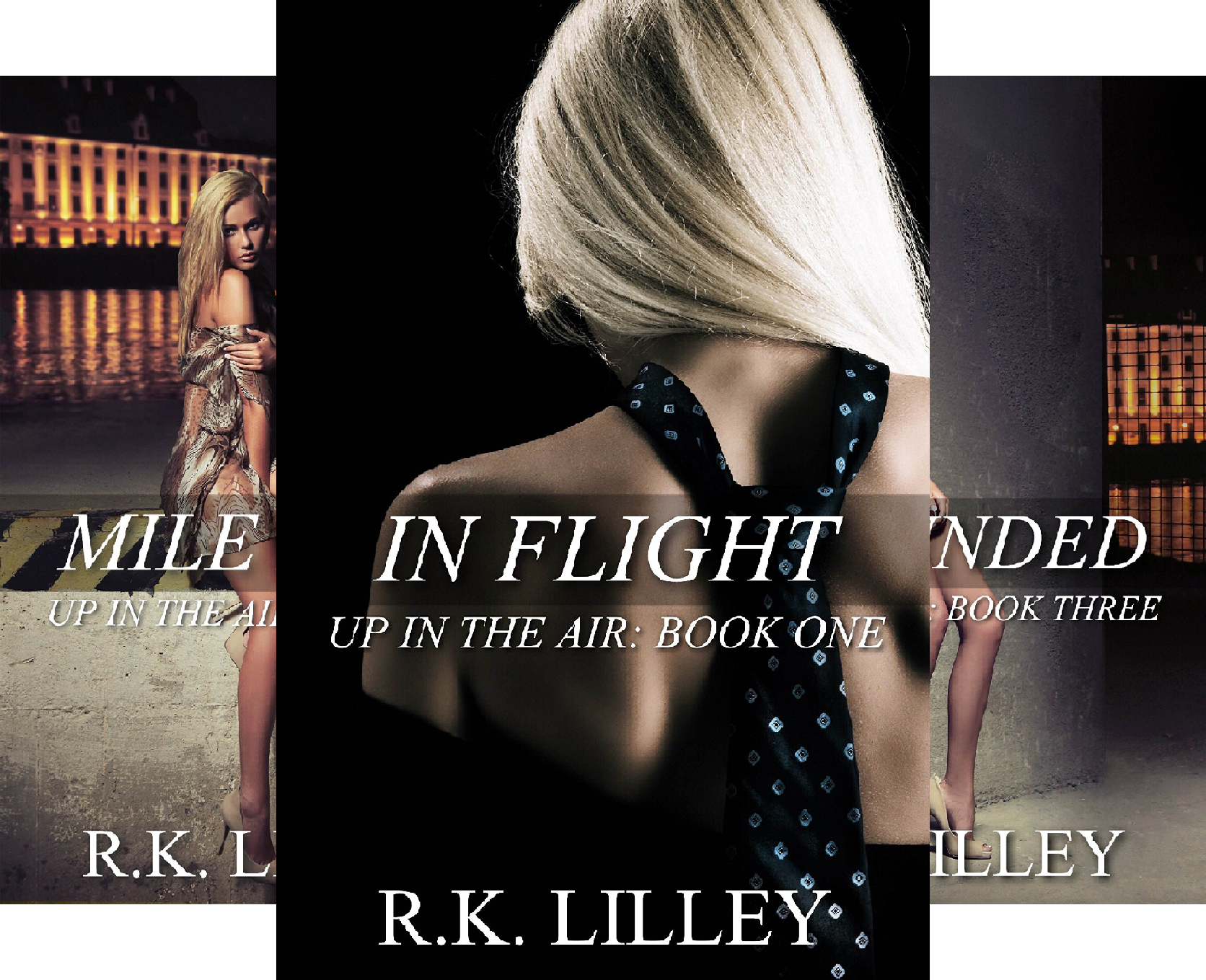 Up In The Air (4 Book Series) (Rk Lilley Up In The Air Series)