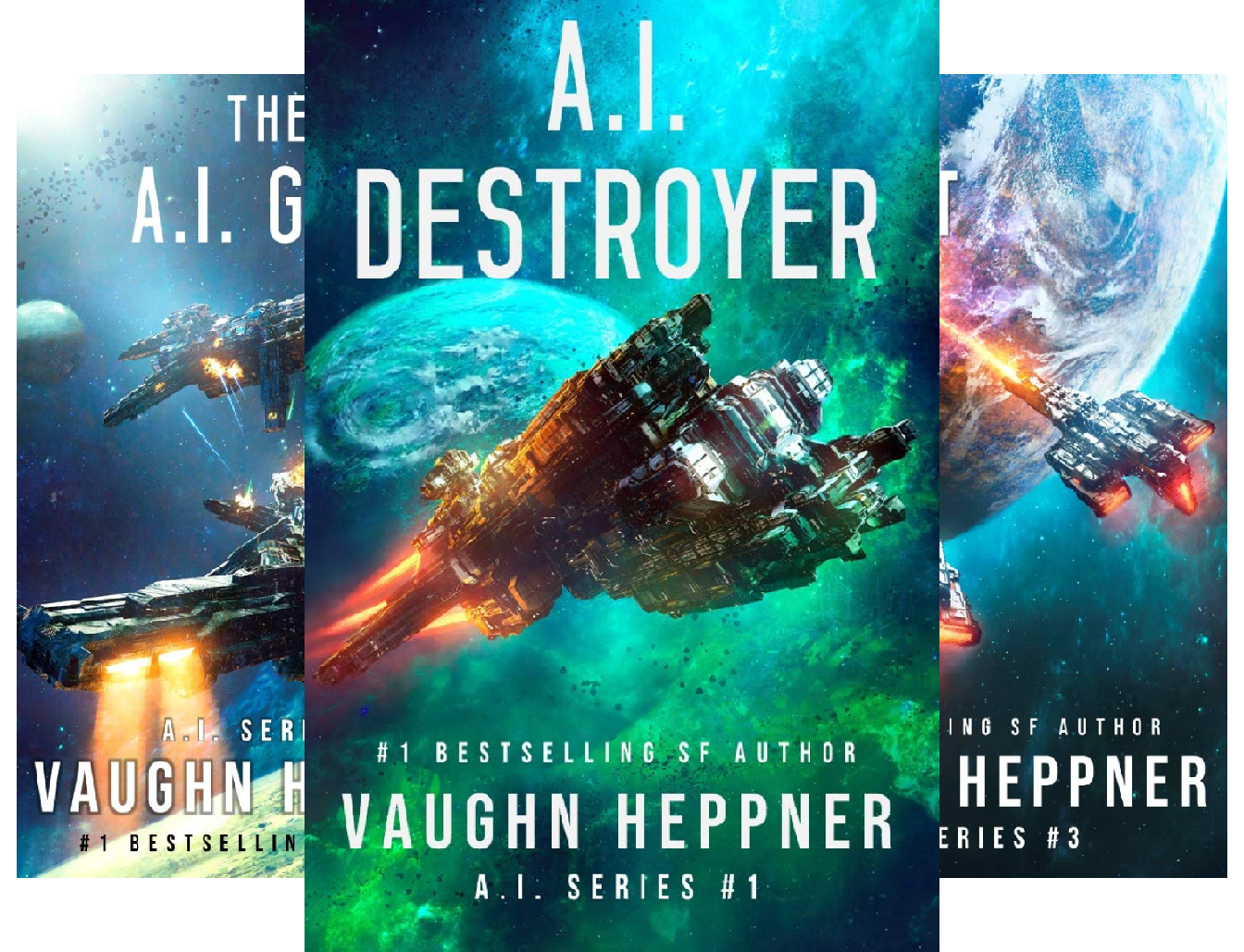 Best vaughn heppner a.i. series