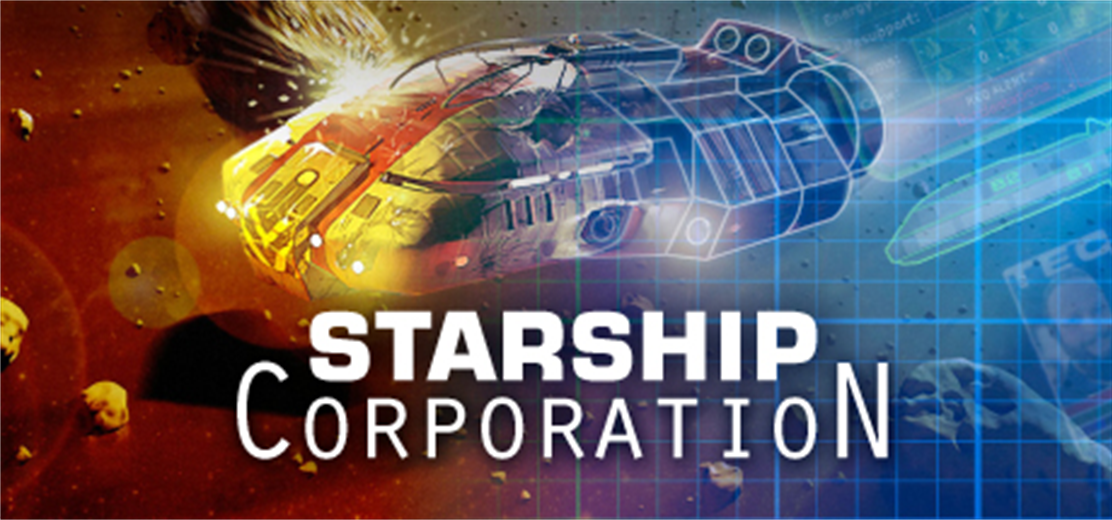Starship Corporation (Early Access) [Online Game Code]