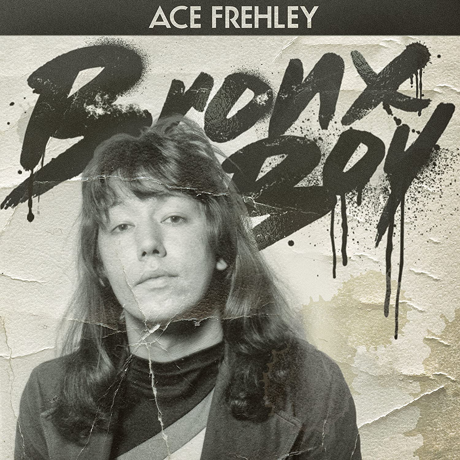 Vinilo : Ace Frehley - Bronx Boy (12 Inch Single)