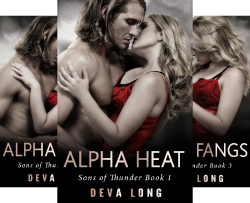 Alpha Fangs (Sons of Thunder, Book 3)