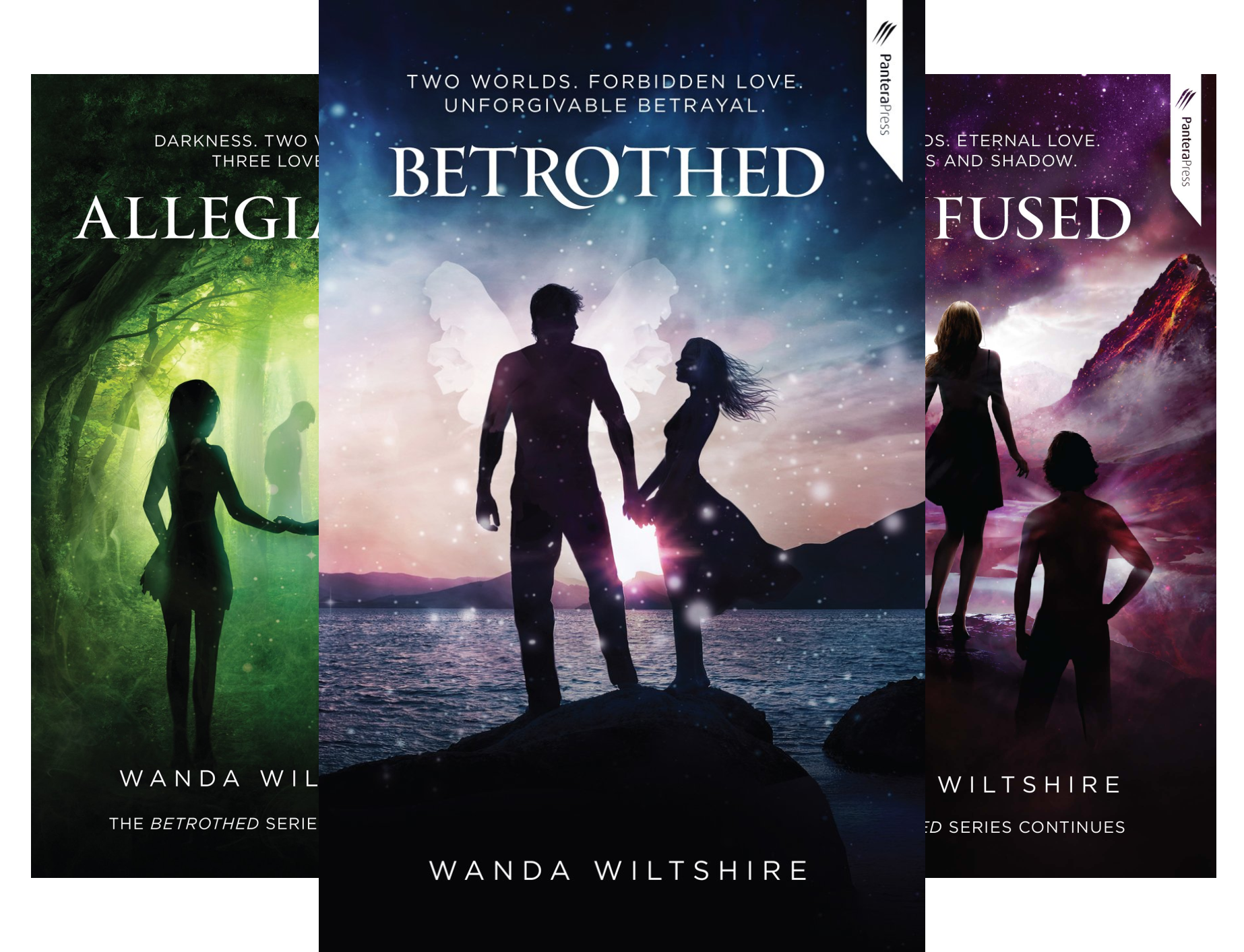 The Betrothed Series (4 Book Series)
