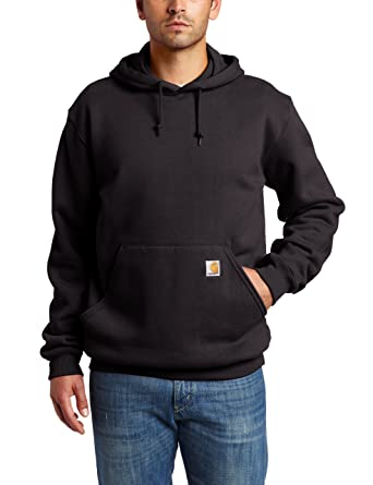 Amazon.com: Carhartt Men's Heavyweight Sweatshirt Hooded Pullover ...