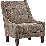 "Amazon Brand – Stone & Beam St. Cloud Modern Armless Accent Chair, 32""W, Bear"