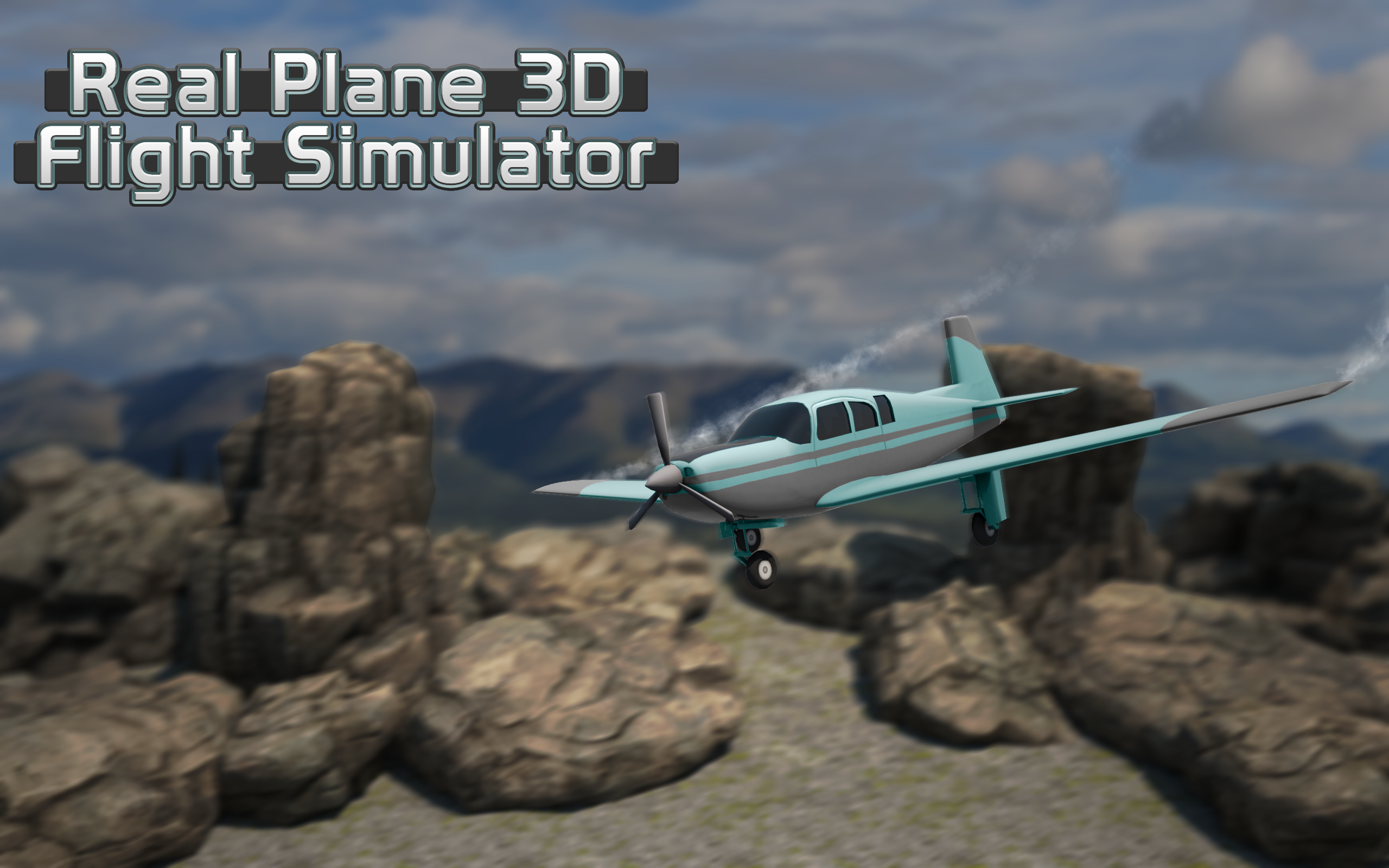 Real flight simulator for android