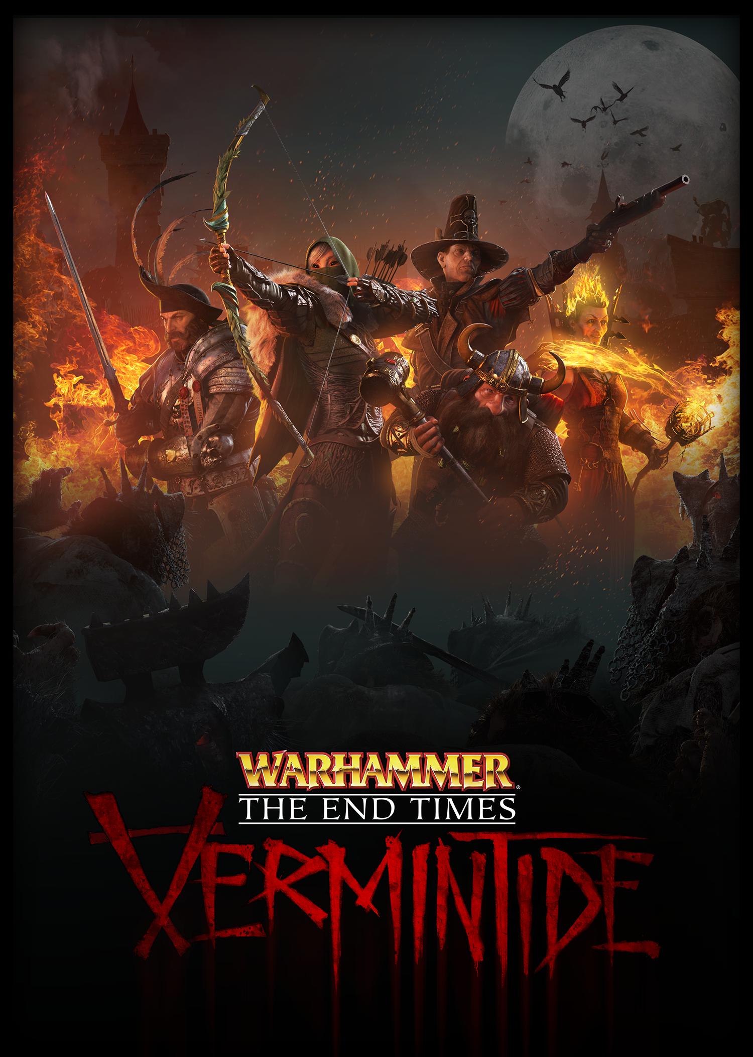 Warhammer Times Vermintide Collectors Online