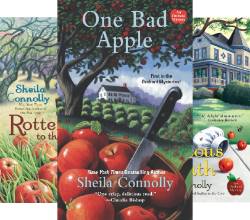 An Orchard Mystery (11 Book Series) by  Sheila Connolly