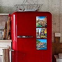 K Dekorasyon Sanat KMG3-1023 Tablo, Çok Renkli