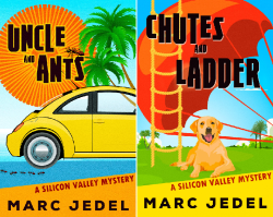 Silicon Valley Mystery (2 Book Series) by  Marc Jedel