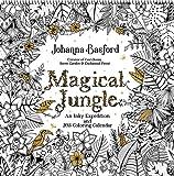 Magical Jungle 2018 Wall Calendar