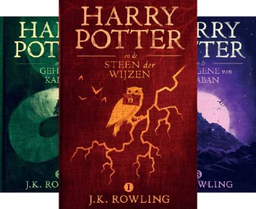 Harry Potter 7 Book Series Kindle Edition