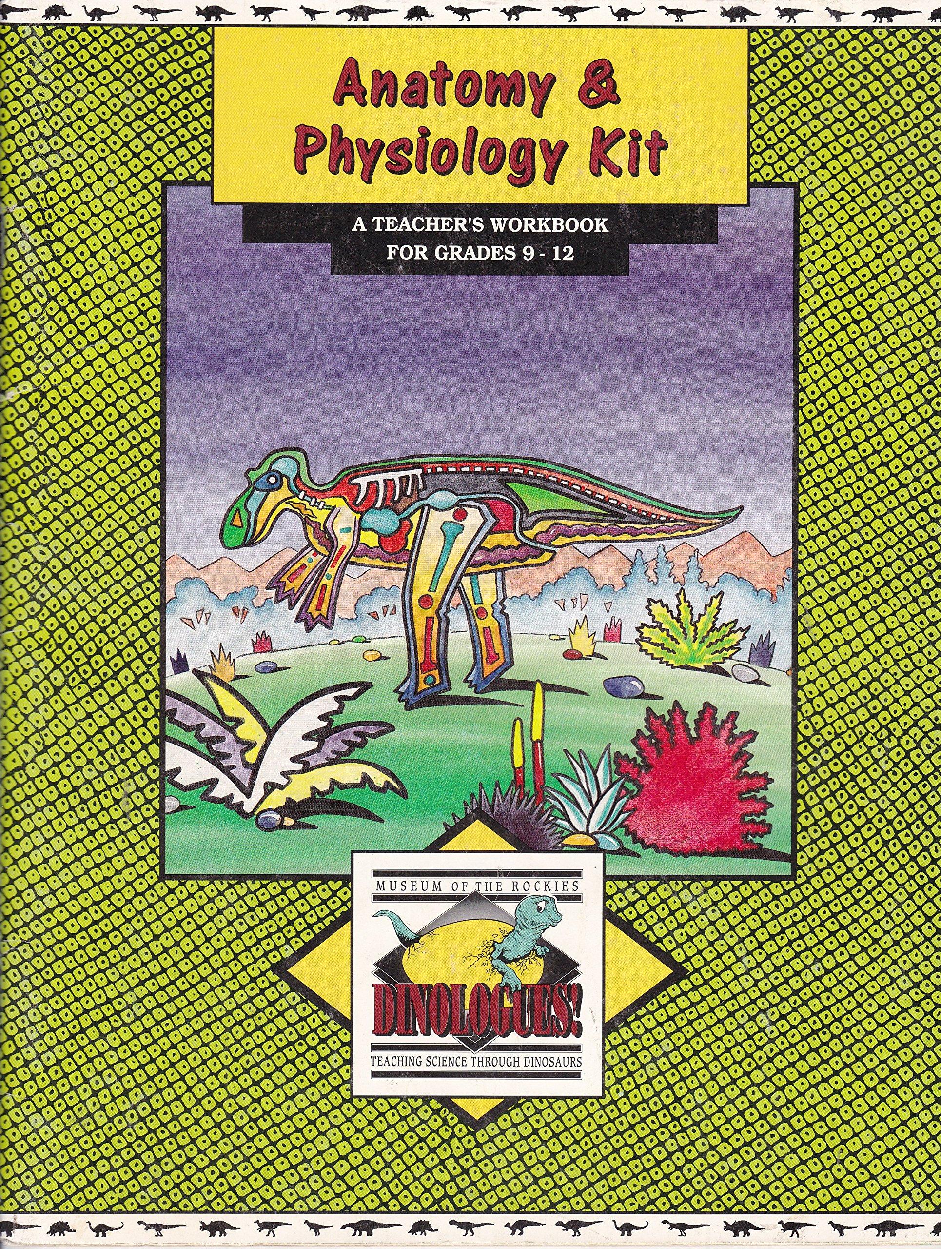 Anatomy & Physiology Kit - a Teacher\'s Workbook for Grades 9-12 ...