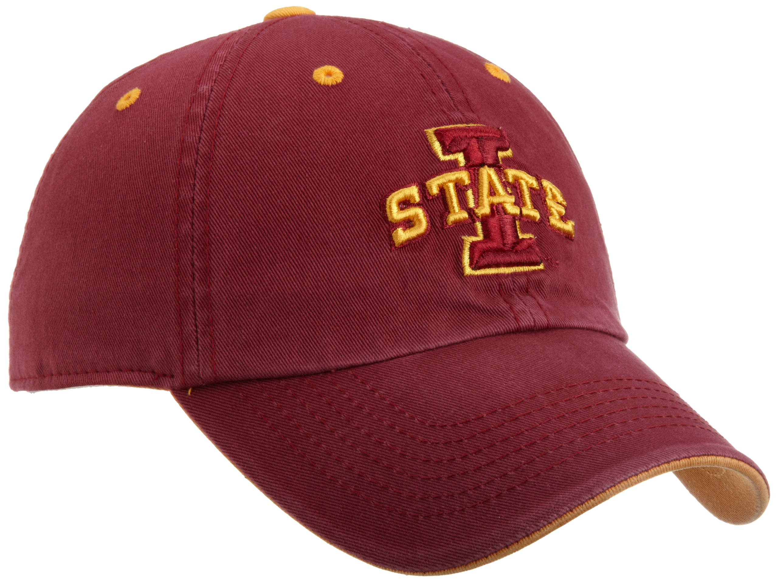quite nice 6d4bd bdae4 ... discount ncaa iowa state cyclones adult adjustable hat crimson b13d0  ef4a6