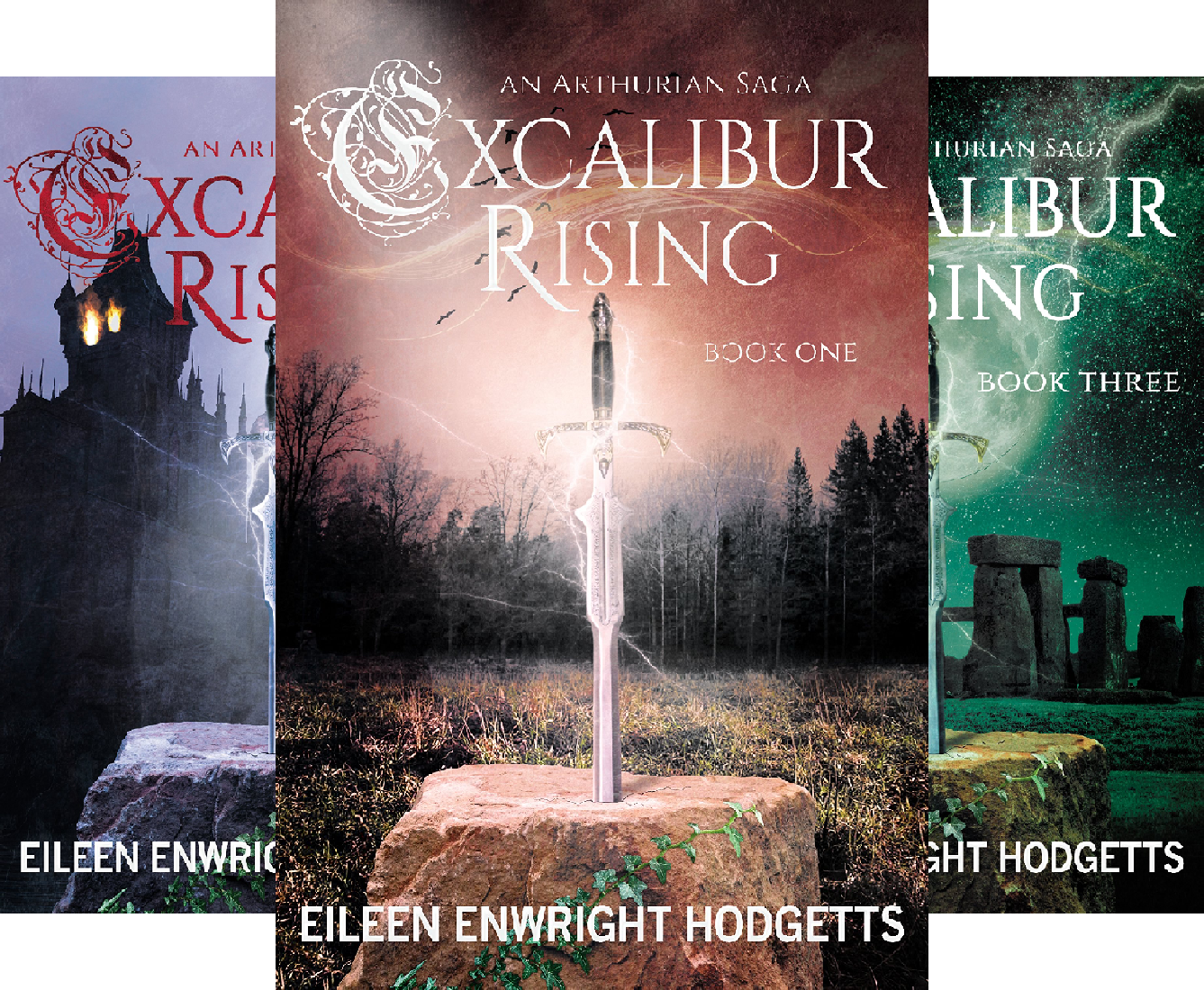 Excalibur Rising (4 Book Series)