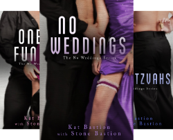 No Weddings (5 Book Series) by  Kat Bastion Stone Bastion