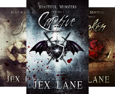 Beautiful Monsters 3 Book Series Kindle Edition
