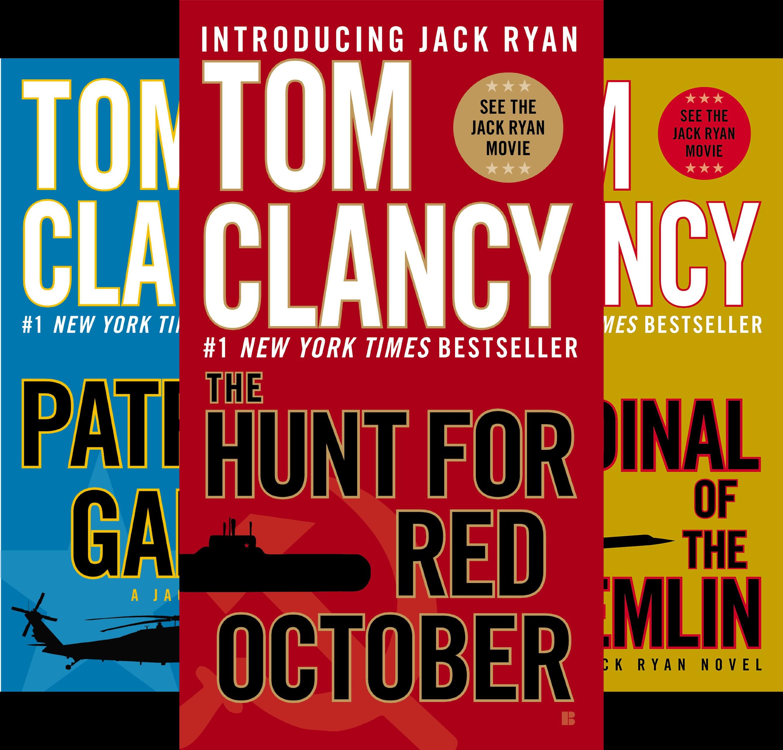 A Jack Ryan Novel (18 Book Series)