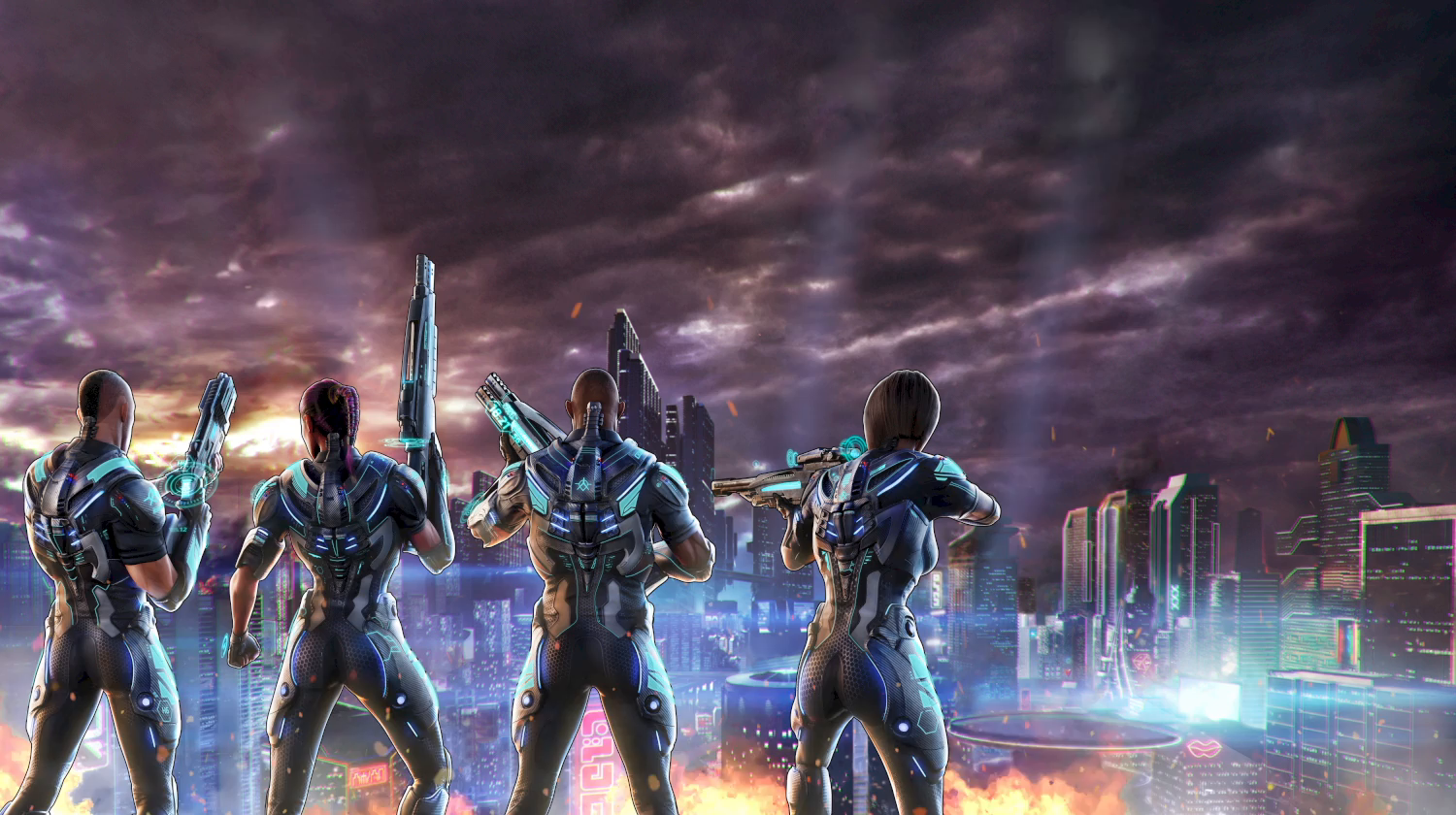 crackdown 3 ps4 release date