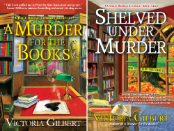 A Blue Ridge Library Mystery (2 Book Series) by  Victoria Gilbert