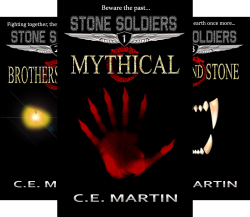 Stone Soldiers (12 Book Series) by  C.E. Martin