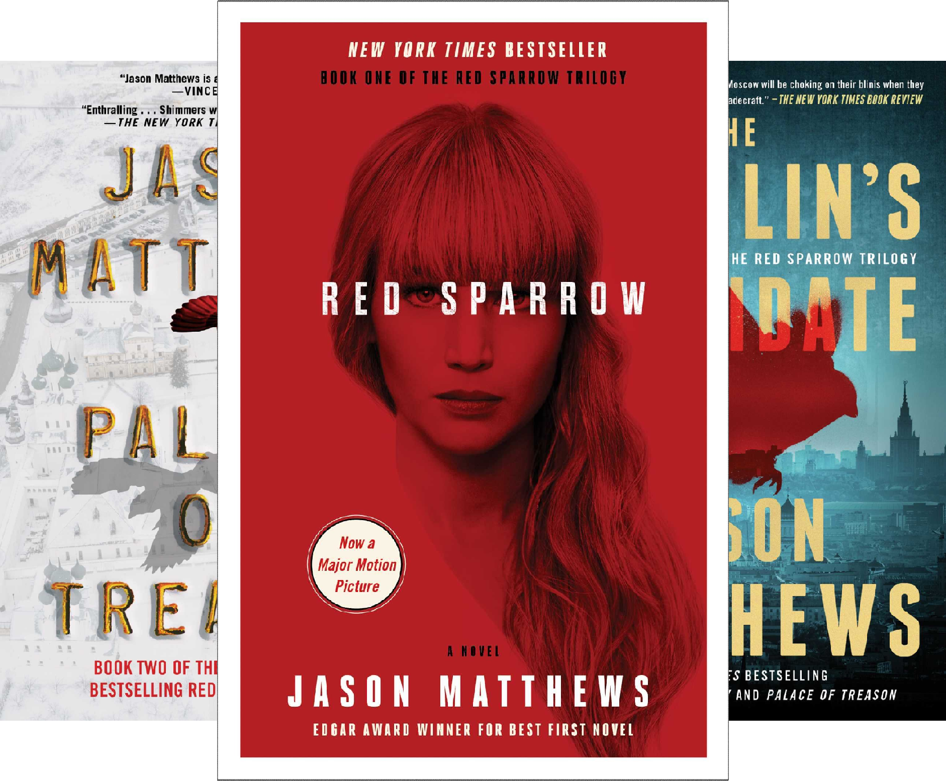 Red sparrow book 3 buyer's guide