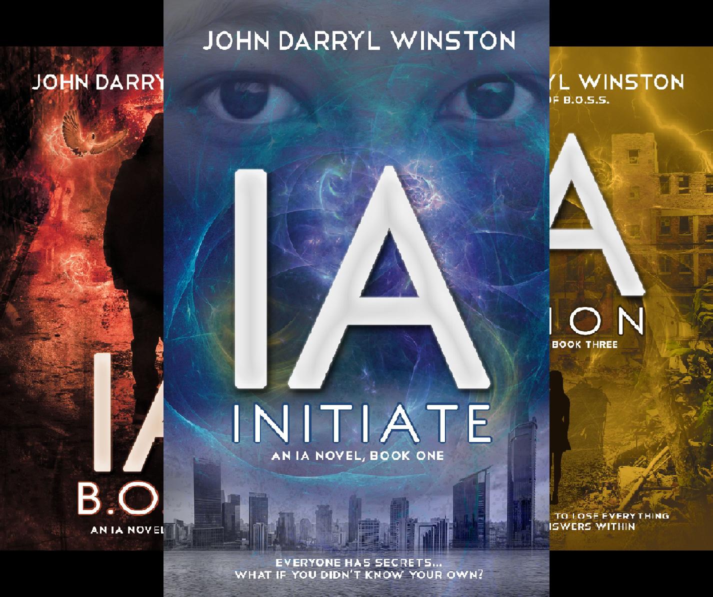 IA (3 Book Series)