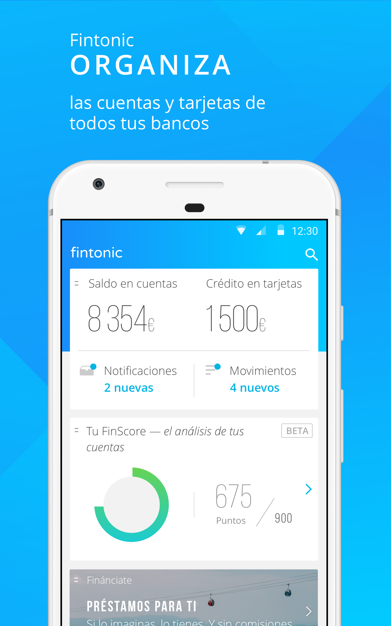 Fintonic - Finanzas Personales: Amazon.es: Appstore para Android