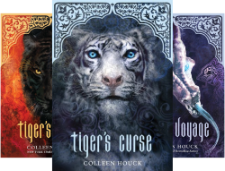 Tiger's Curse (5 Book Series) by  Colleen Houck