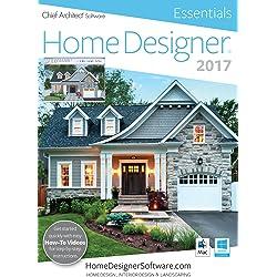 Home Designer Essentials 2017 [PC]
