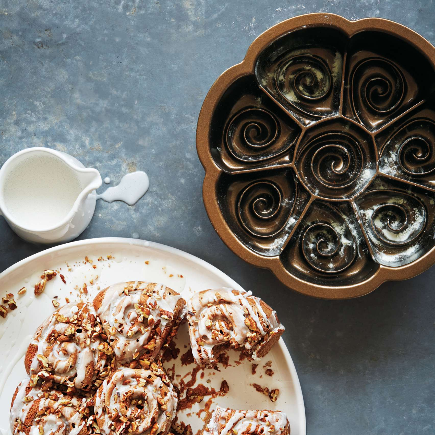 Nordic Ware Cinnamon Bun Pan | Sur La Table