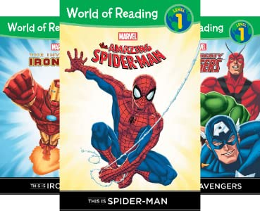 World of Reading: Level 1