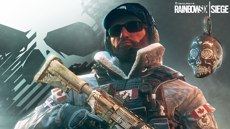 Amazon com: Tom Clancy's Rainbow Six Siege: Buck Ghost Recon