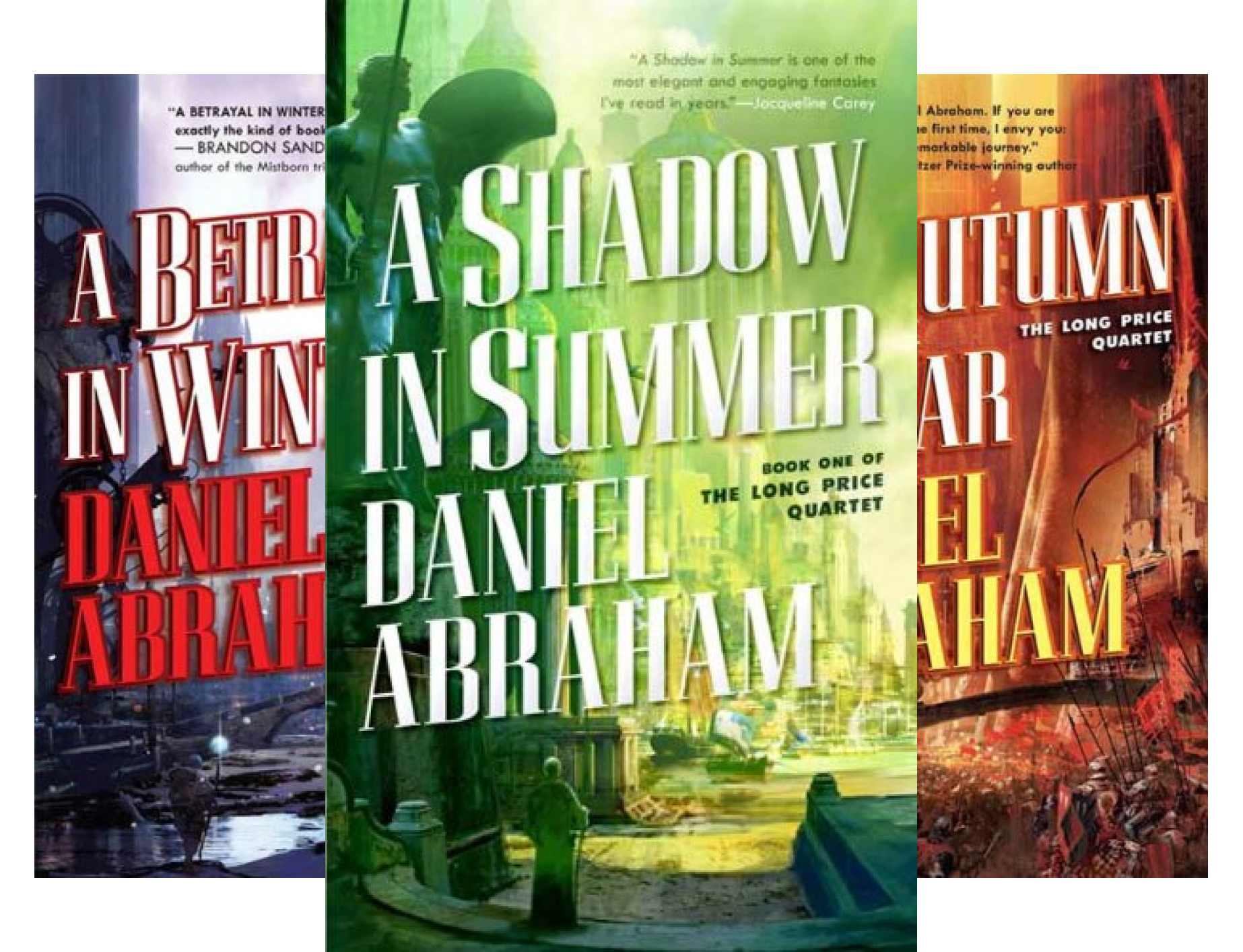 The Long Price Quartet (4 Book Series)
