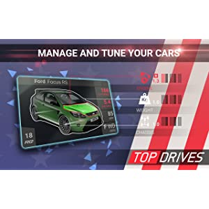 Top Drives: carreras con tarjetas de autos: Amazon.es: Appstore para Android