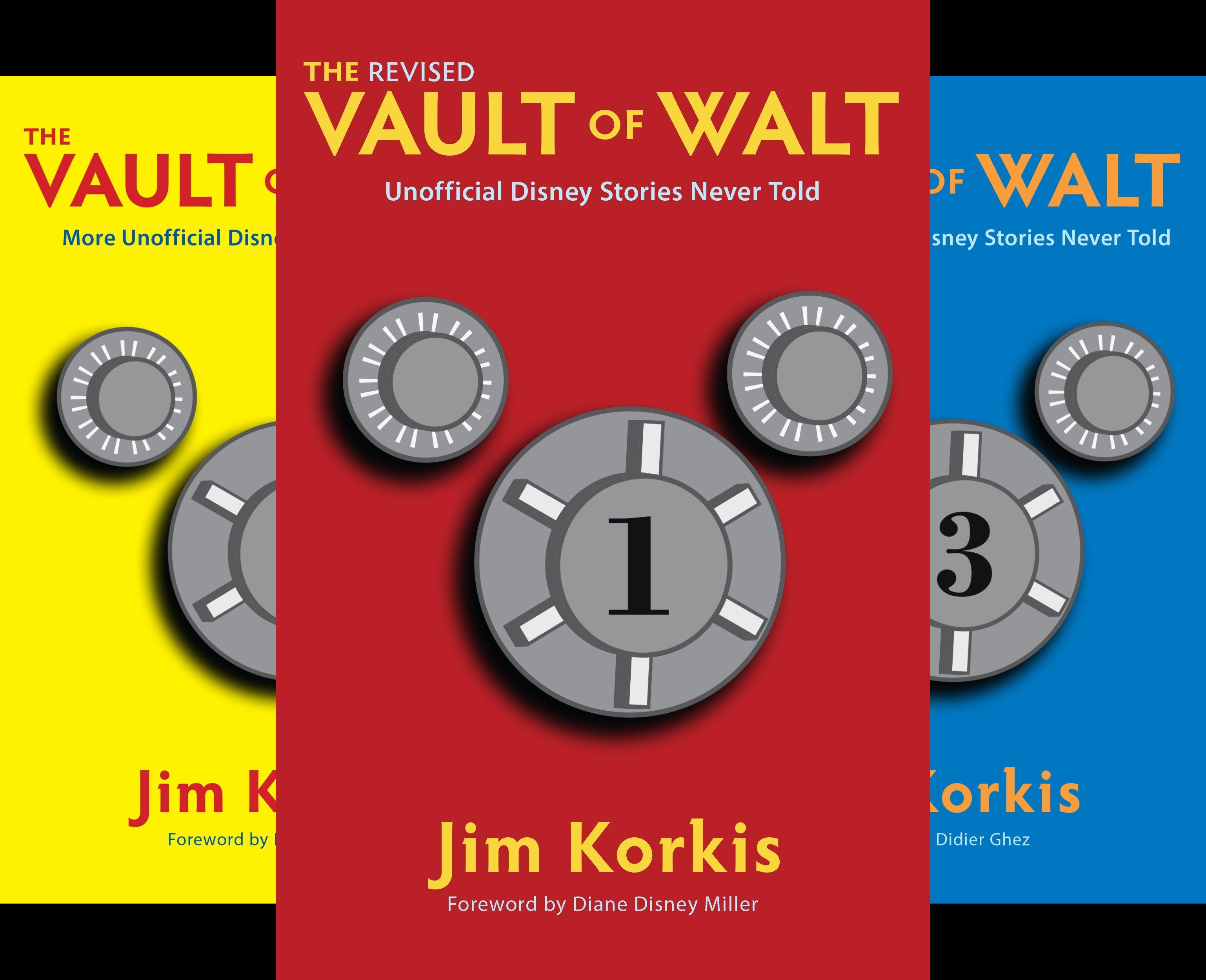 The Vault of Walt (6 Book Series)