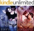 The Pretend Marriage: A Werewolf Romance