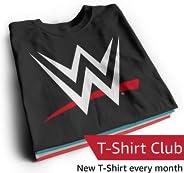 WWE T-Shirt Club Subscription – Men – Medium