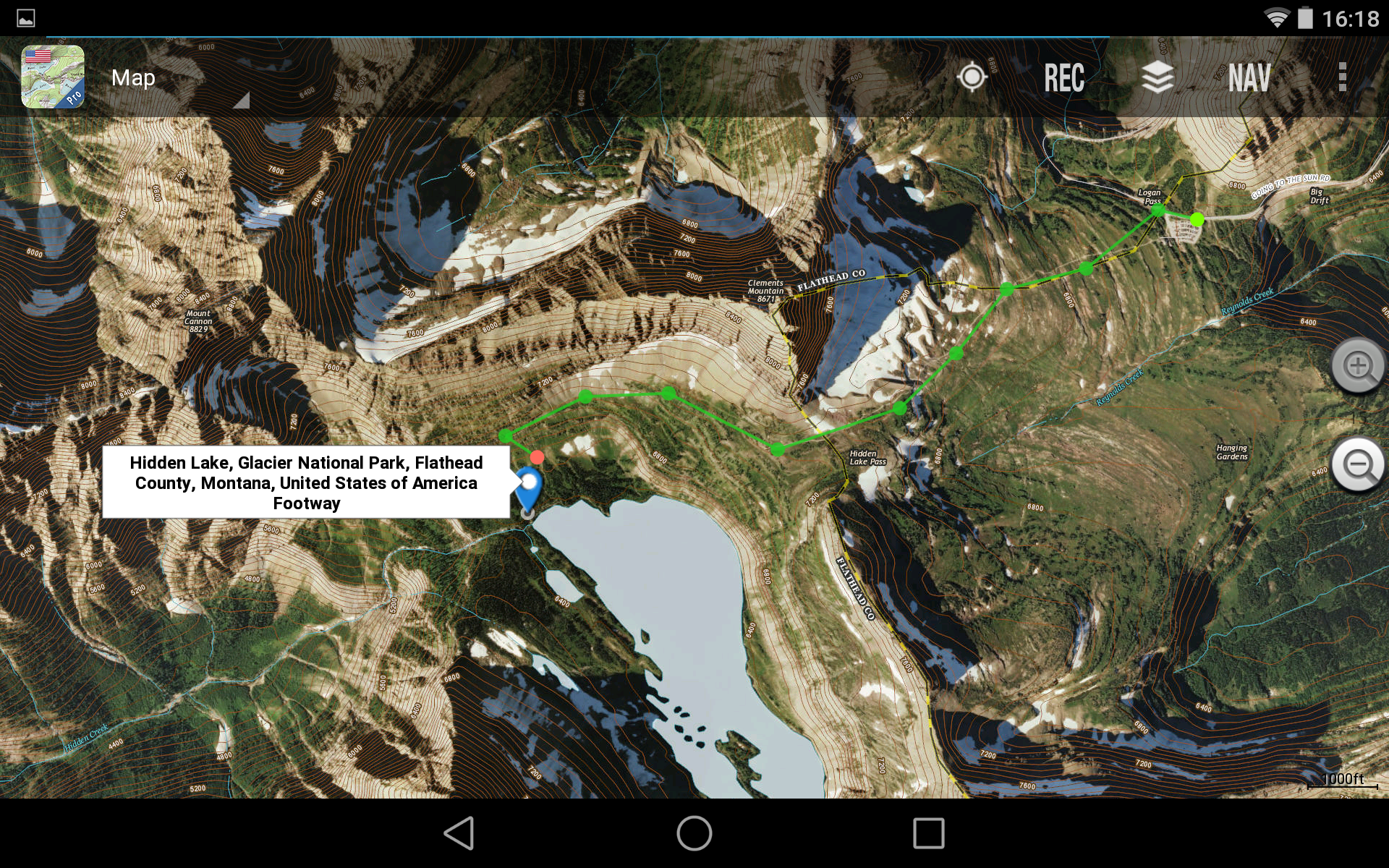 Amazoncom US Topo Maps Free Appstore for Android
