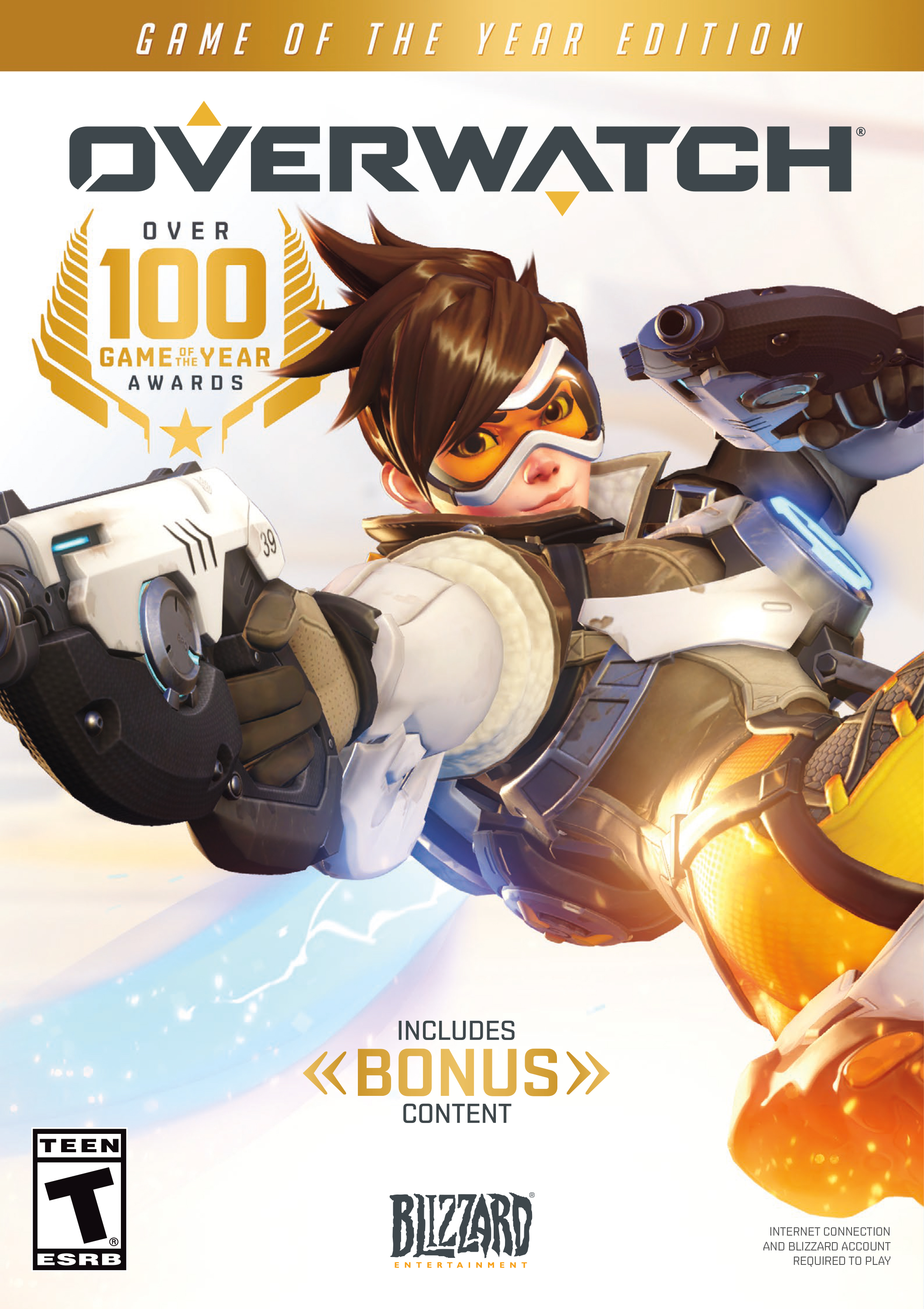 Overwatch Game of the Year Edition [Online Game Code] (Server Box Pc)