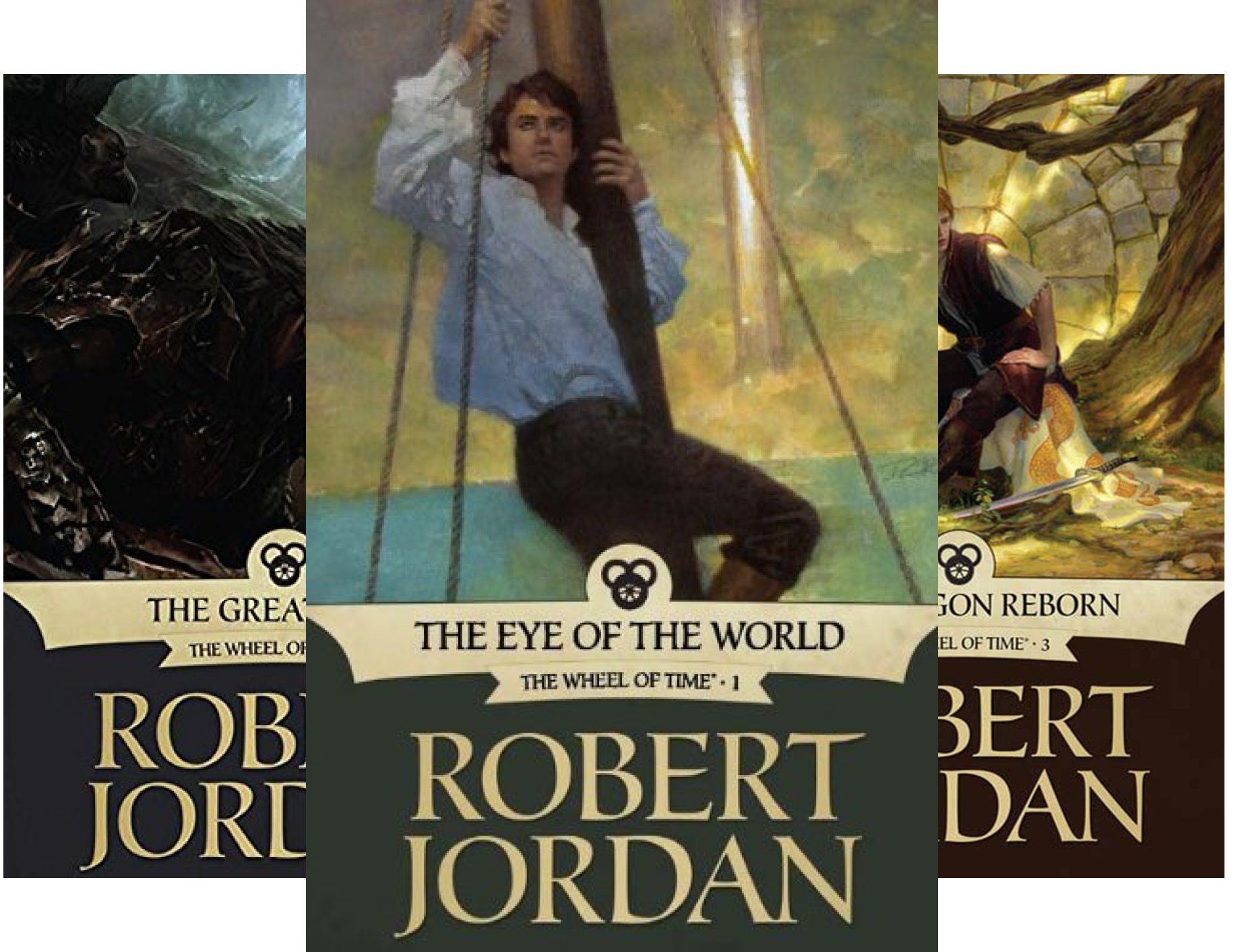 The Wheel of Time (14 Book Series) Pdf