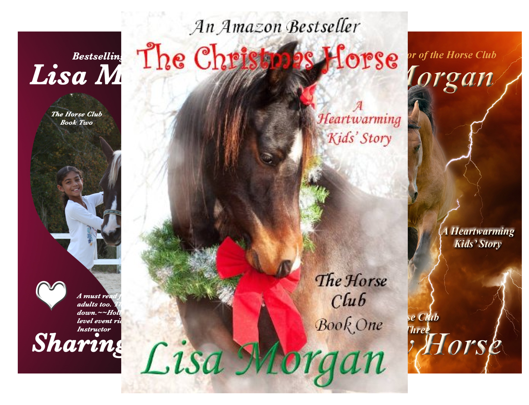 Horse Club (3 Book Series)