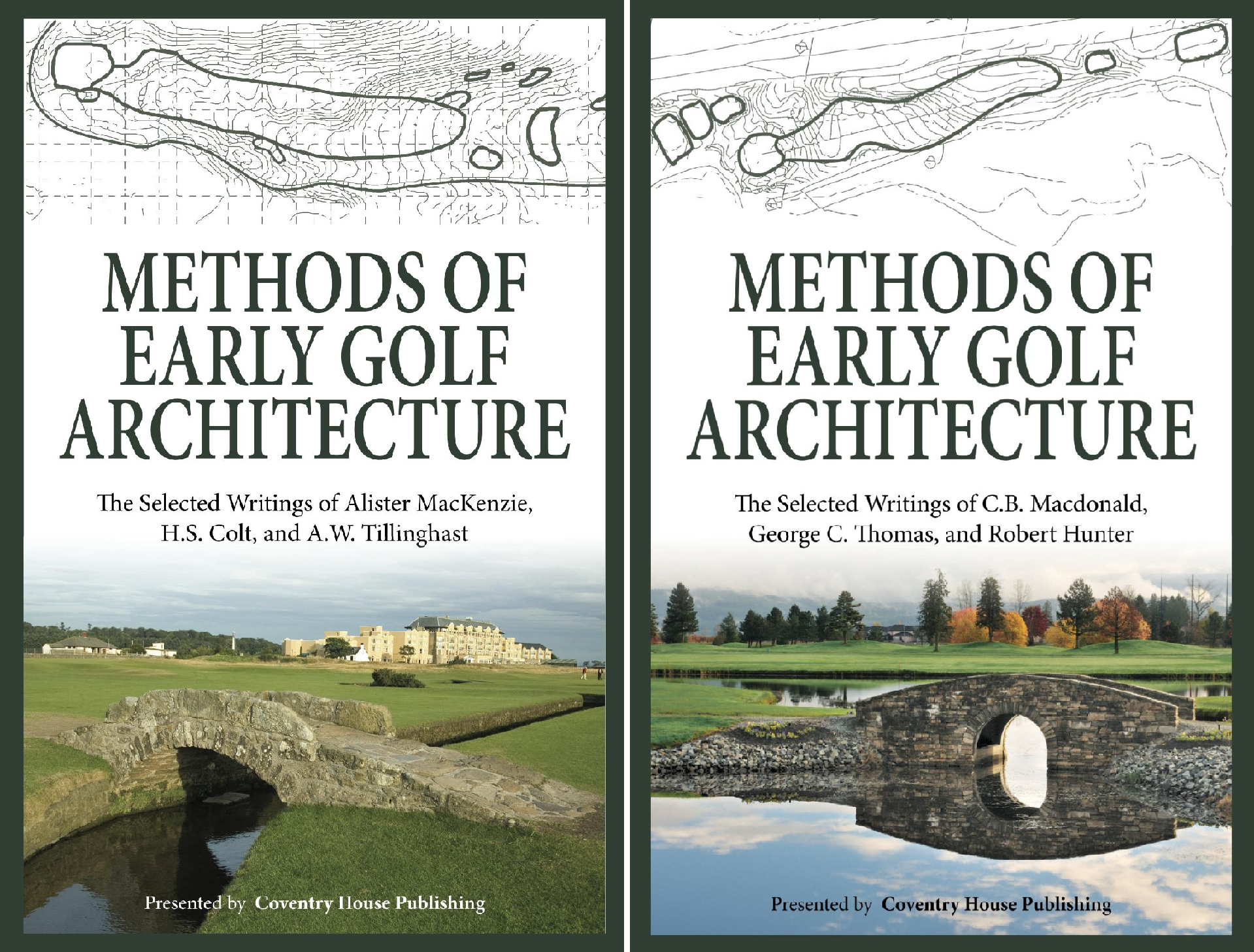 Methods of Early Golf Architecture Architecture Study & Teaching