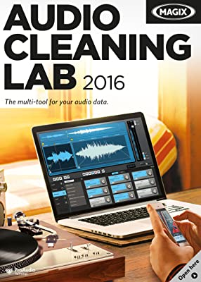 MAGIX Audio Cleaning Lab 2016 Twister Parent