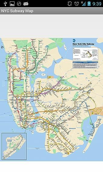 Howto Readthe Nyc Subway Map.Subway Map Nyc