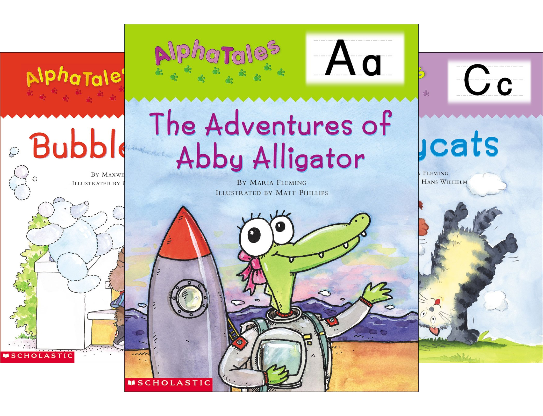 AlphaTales  (26 Book Bundle)