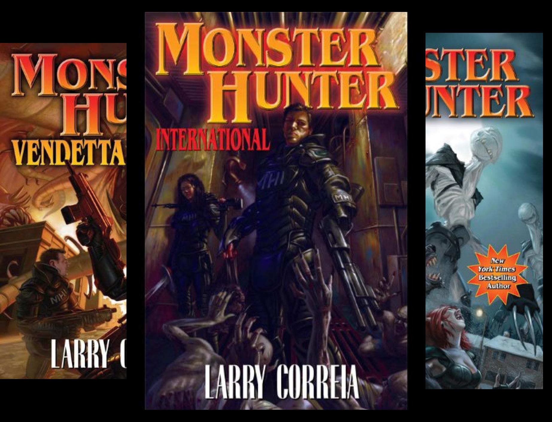 Monster Hunters International (6 Book Series)