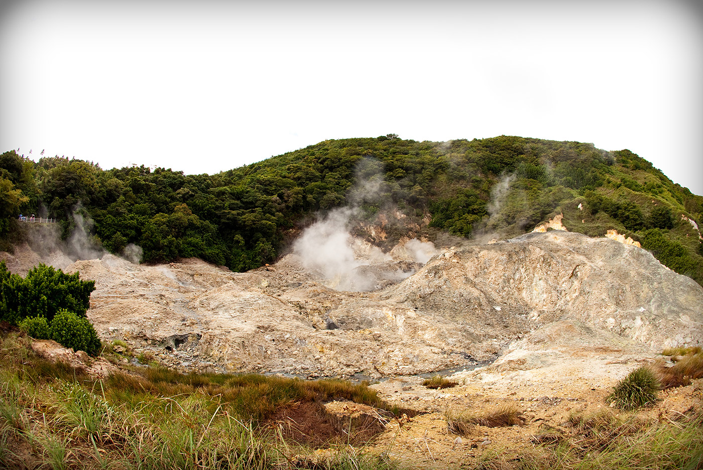 St Lucia Adventure Tours: Volcano Highlight