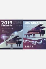 Songbook For Piano 2019 (2 Book Series) Kindle Edition
