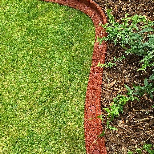 Gardenedging: FlexiBorder The Flexible Garden Edging System (6 X 1